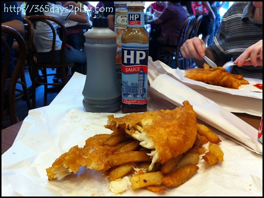 Smiths Fish and Chips (5)
