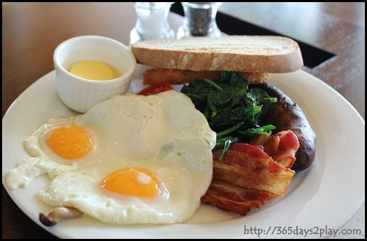 SouthCoast - Cooked Breakfast (2)