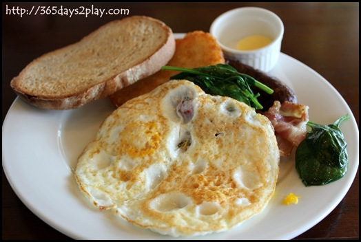 SouthCoast - Cooked Breakfast