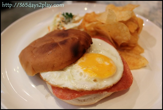 Tea Cosy - So called Club Sandwich