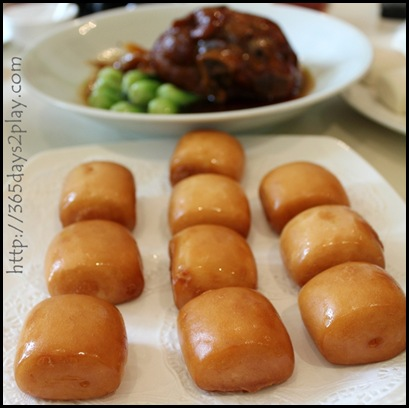 Zhou's kitchen - Pork shank with mantou (4)