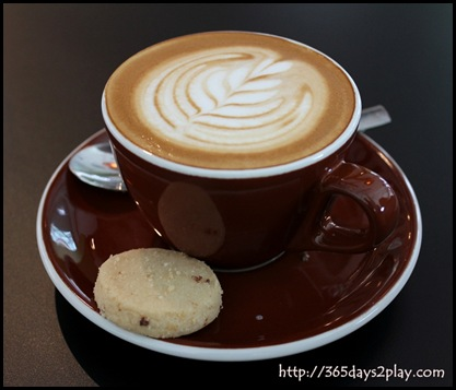Blackbird Cafe - Flat White