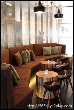 Blackbird Cafe - Sofa Seating