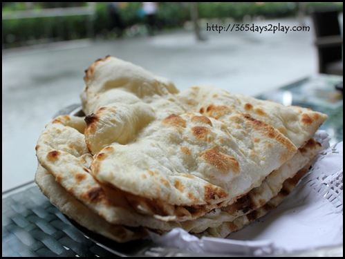 British Indian - Naan