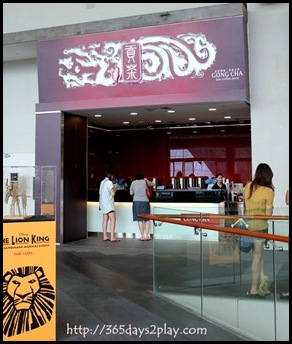 Gong Cha at Marina Bay Sands (2)