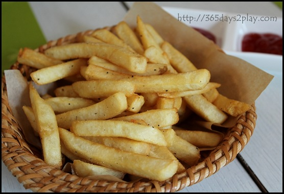 Hosted - Fries