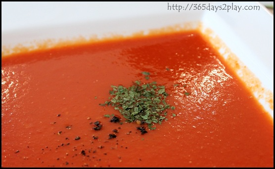 Hosted - Tomato Soup