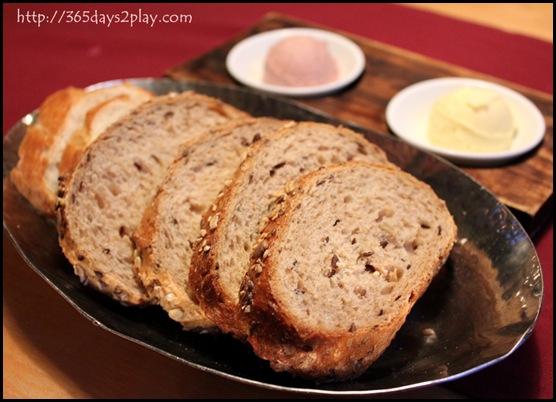 Paulaner Brauhaus - Complimentary Bread