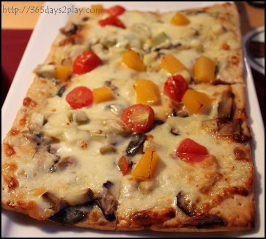 Paulaner Brauhaus - Pizza
