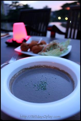 Vineyard @ HortPark - Mushroom Soup