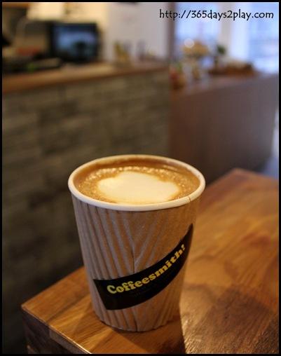 CoffeeSmith Latte