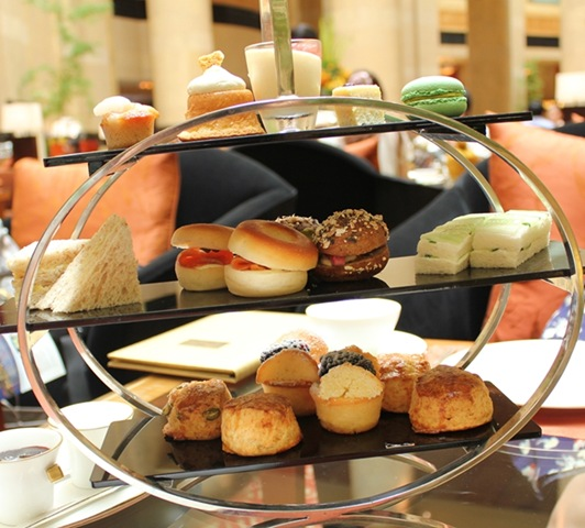 Fullerton Hotel High Tea: Best Afternoon Tea Buffet Places In Singapore