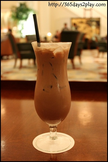 Hotel InterContinental - Iced Chocolate