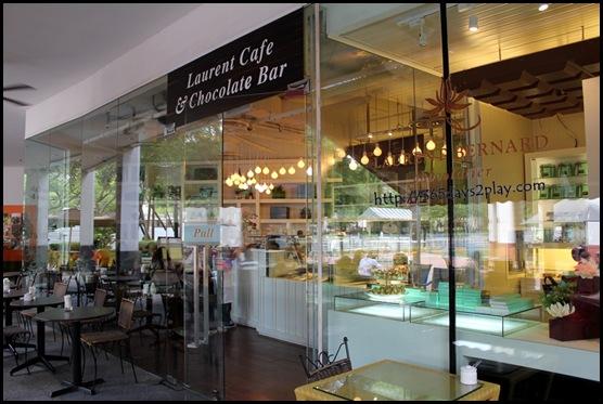 Laurent Bernard Cafe & Chocolate Bar
