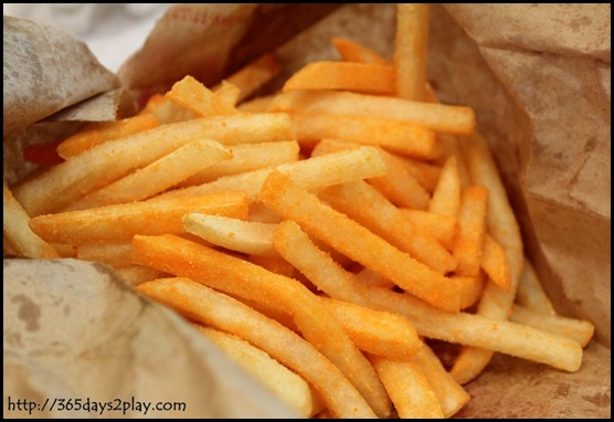 McDonald's - Cheese Fries