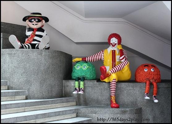 McDonald's -Family