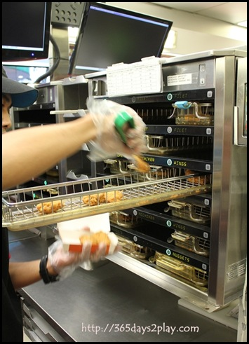 McDonald's - Mr Quick Fingers (2)