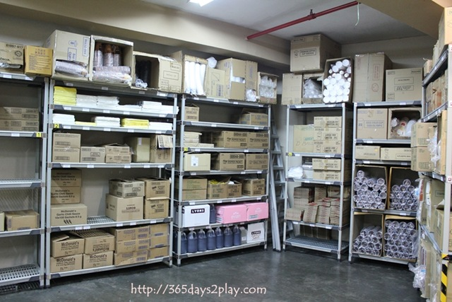 Kitchen cabinets for restaurant - Mcdonalds 365days2play Lifestyle Food Amp Travel