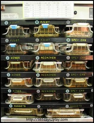 McDonald's - Warming Cabinet