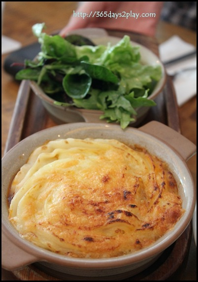 Queen & the Mangosteen - Cottage Pie