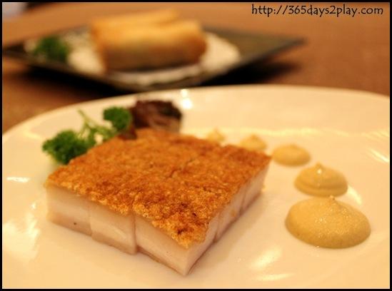 Taste Paradise - Crispy Skin Pork Belly