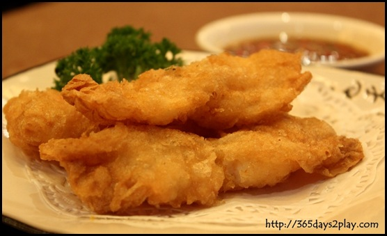 Taste Paradise - Deep Fried Prawn in Beancurd Skin Roll