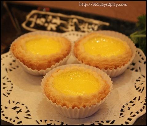 Taste Paradise - Mini Egg Tart