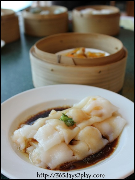 Victoria Peak - Prawn Rice Roll
