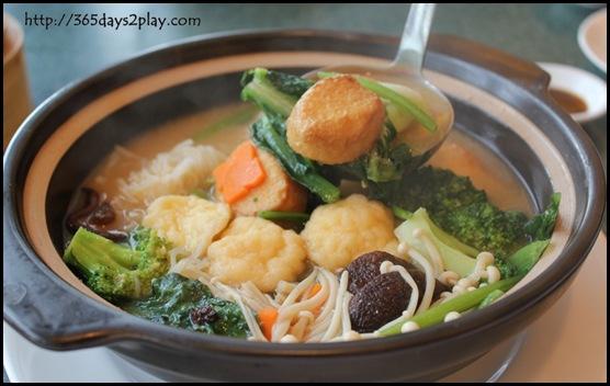 Victoria Peak - Vegetable Pot