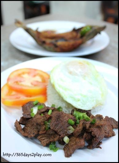 Adobo - Tapsilog (Beef Tapa)