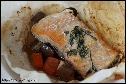 Harry's - Baked Fish