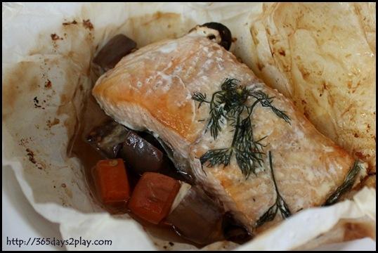 Harry's - Baked Fish
