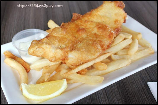 Harry's - Fish and Chips