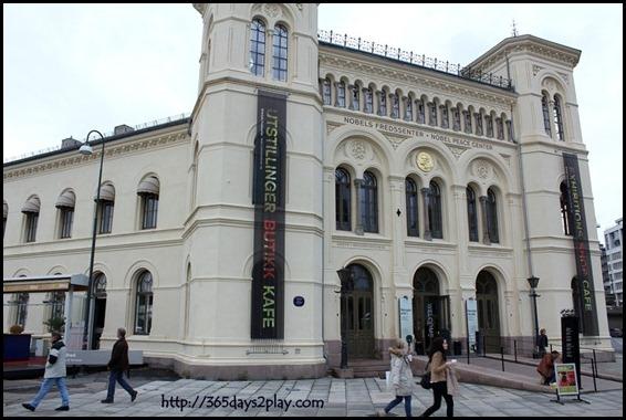 Nobel Peace Museum