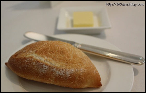 Au Jardin - Breadroll and Butter