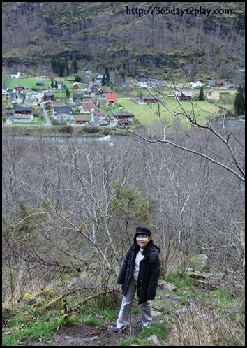 Hiking in Flåm (10)