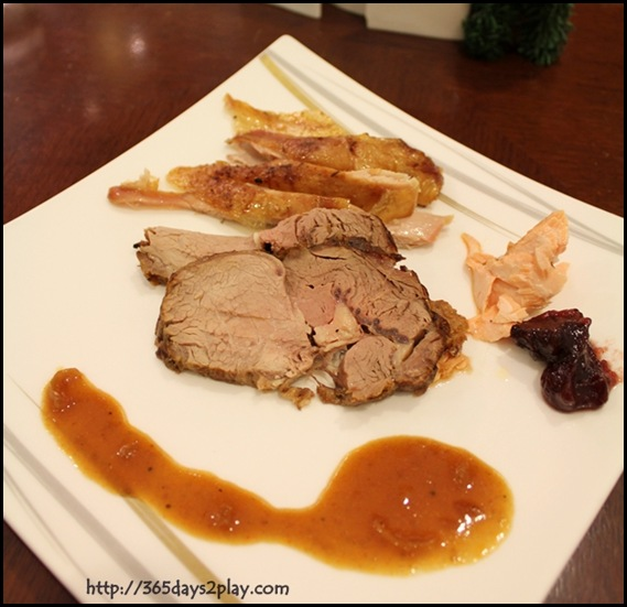 Grand Park City Hall - Christmas Turkey and Roasted Beef Striploin (2)
