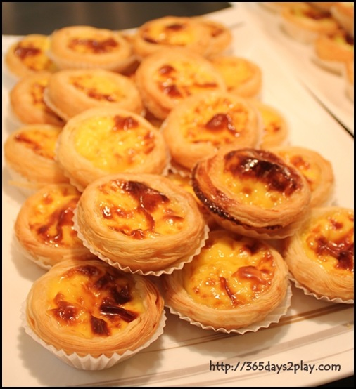 Grand Park City Hall - Portuguese Tart