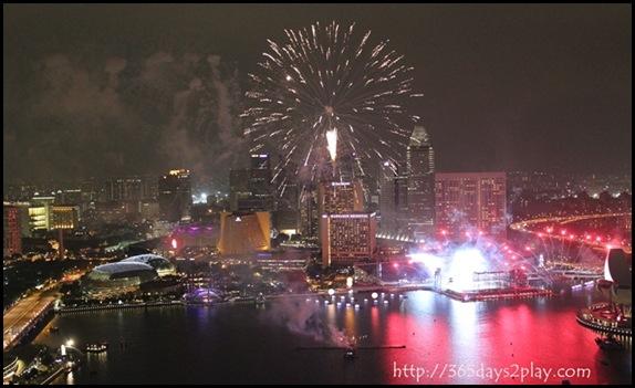 NDP 26 June 2011 Fireworks (7)