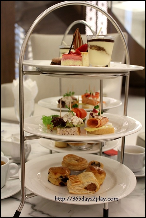 Rendezvous Hotel Palong Bar - Afternoon Tea 3-tier service (2)