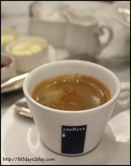 Rendezvous Hotel Palong Bar - Lavazza Coffee