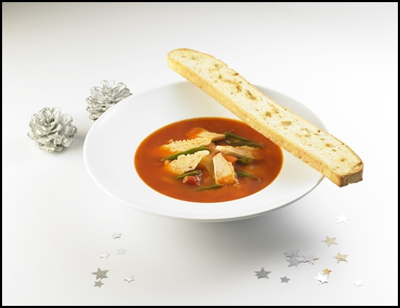 Swensen's 2011 - Hearty Soup