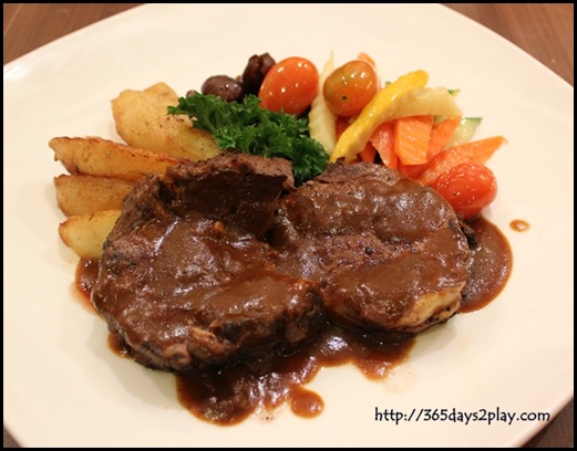 Swensens - Roasted NZ Ribeye