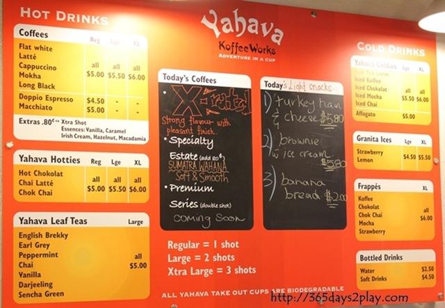 Yahava Koffeeworks 365days2play Fun Food Family