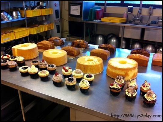 Baking Industry Training Centre Cake Baking Class (12)