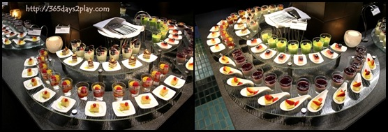 Crowne Plaza Changi Airport Azur Restaurant - Dessert Section (3)