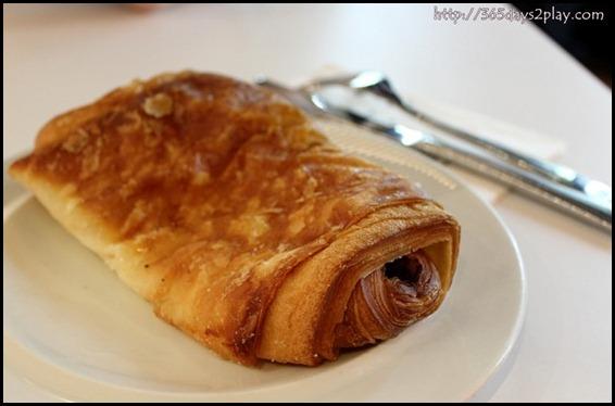 Da Paolo Gastronomia - Chocolate Croissant (2)