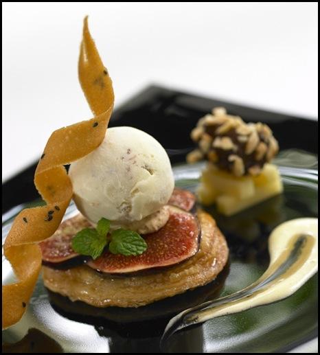 Halia Dessert - Fig Tart