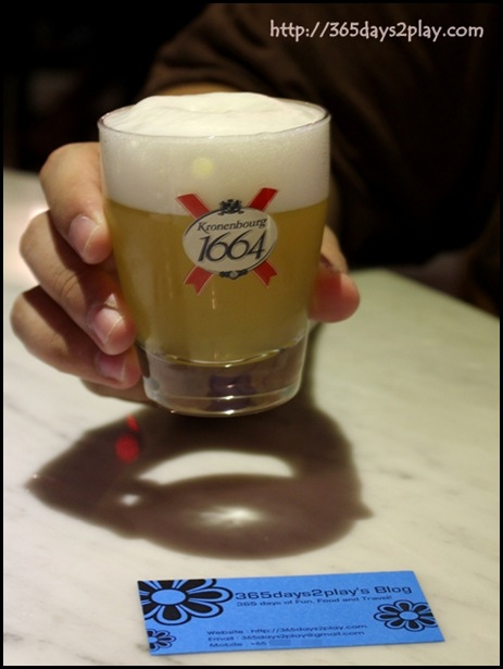 Kronenbourg 1664 Party at Coastal Settlement - 365days2play was here!