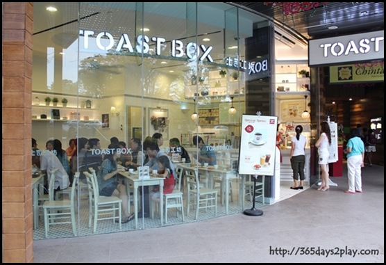 ToastBox @ Greenwich V